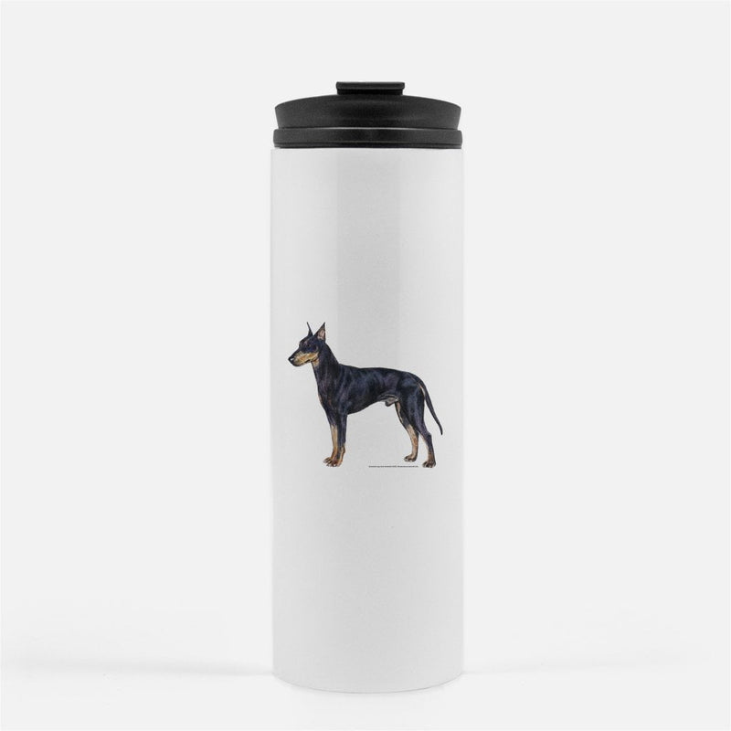 Manchester Terrier Thermal Tumbler
