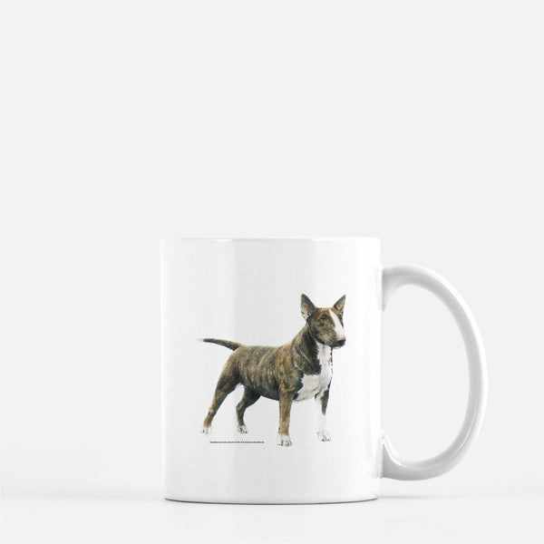 Miniature Bull Terrier Coffee Mug