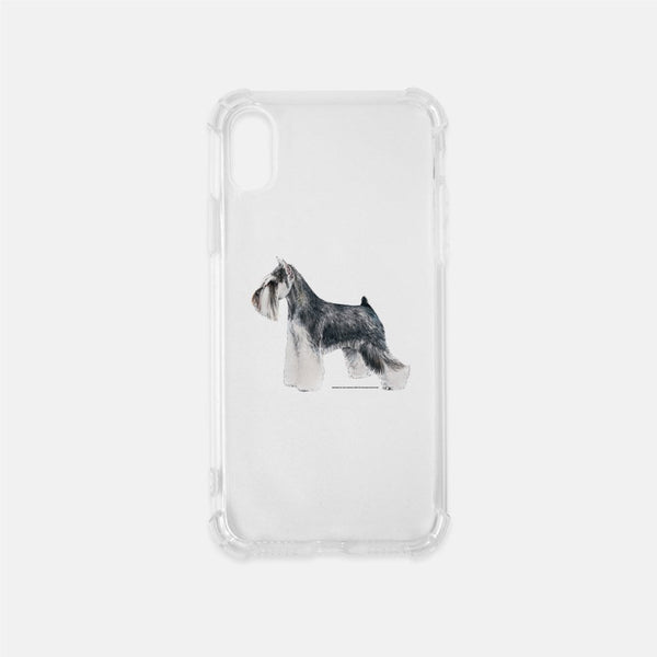 Miniature Schnauzer Phone Case