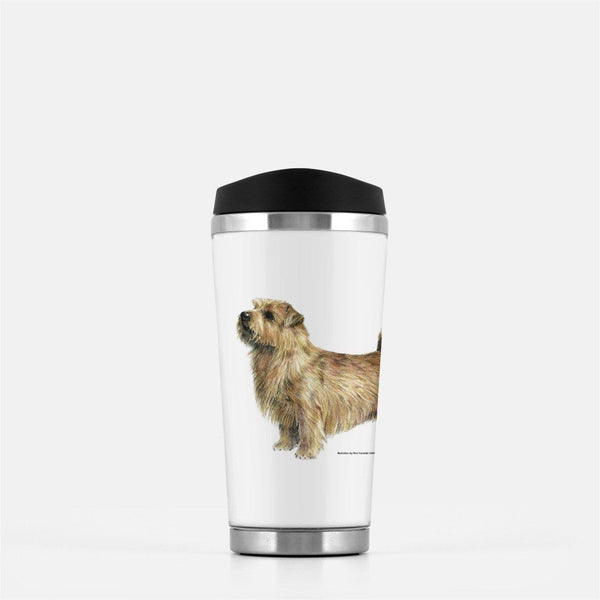 Norfolk Terrier Travel Mug