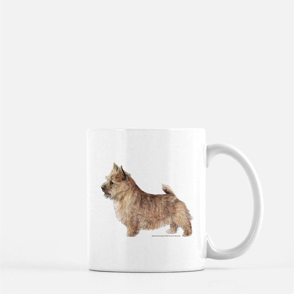 Norwich Terrier Coffee Mug