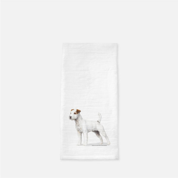 Parson Russell Terrier Tea Towel