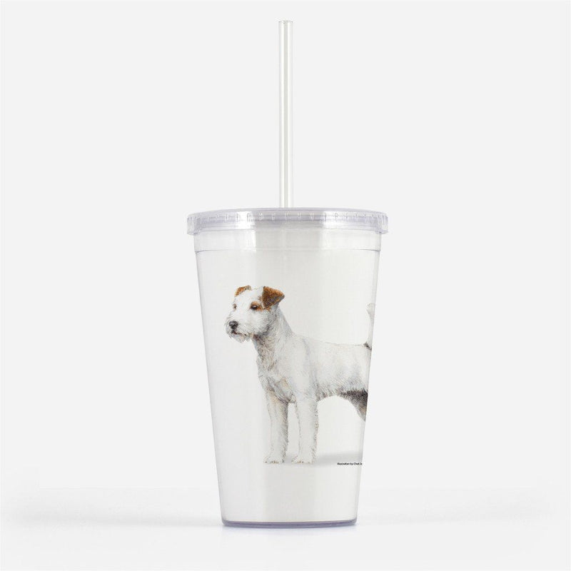 Parsons Russell Terrier Beverage Tumbler