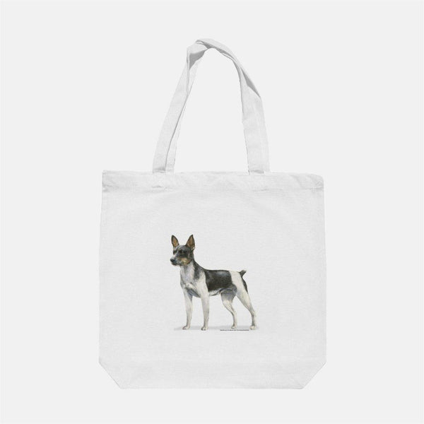Rat Terrier Tote Bag