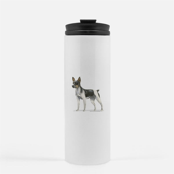 Rat Terrier Thermal Tumbler