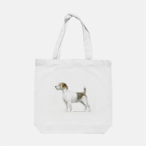 Russell Terrier Tote Bag
