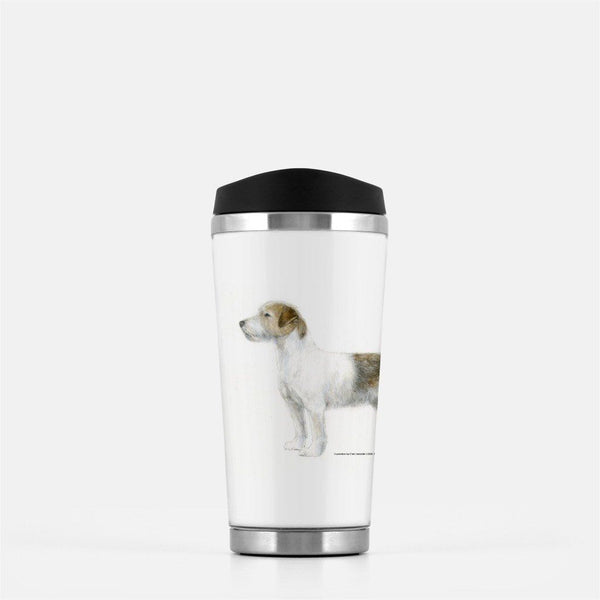 Russell Terrier Travel Mug
