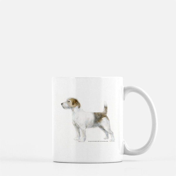 Russell Terrier Coffee Mug
