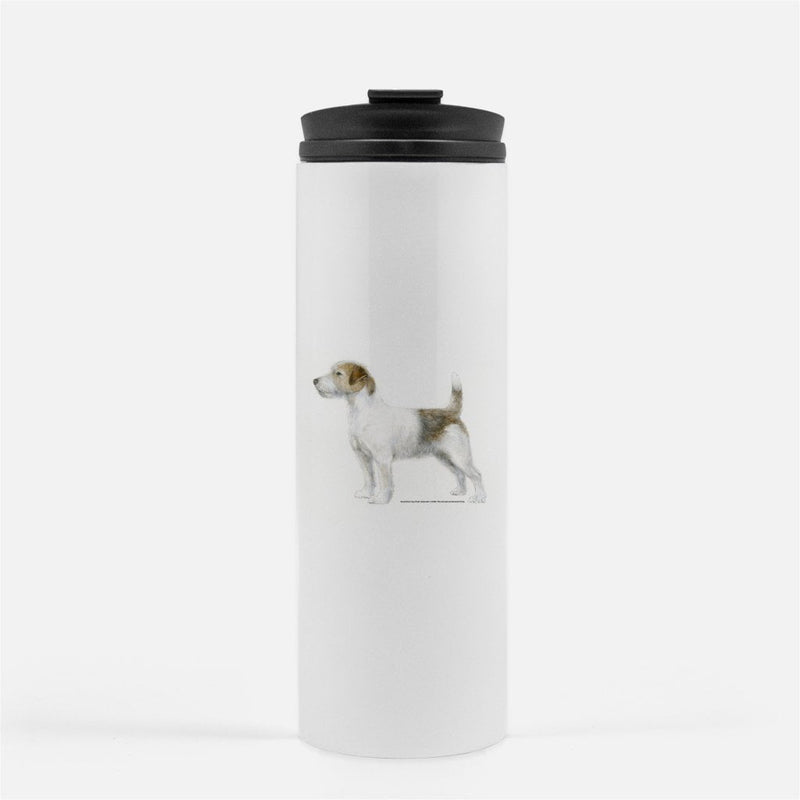 Russell Terrier Thermal Tumbler