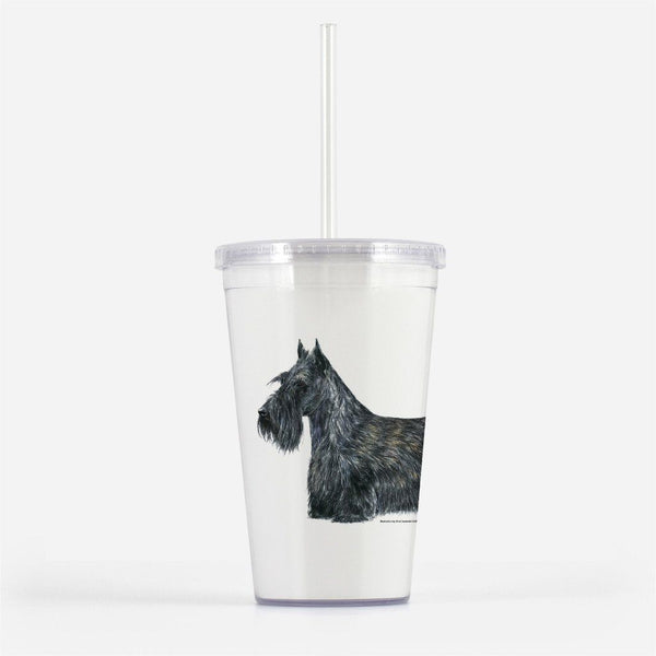 Scottish Terrier Beverage Tumbler