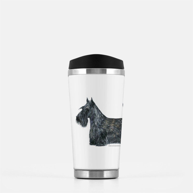 Scottish Terrier Travel Mug