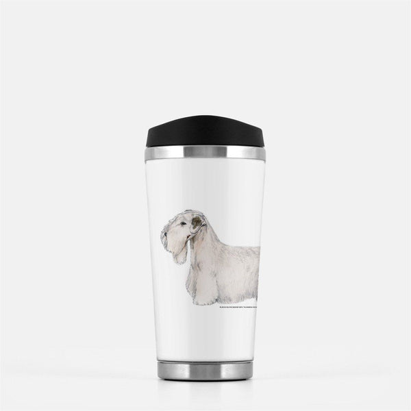 Sealyham Terrier Travel Mug