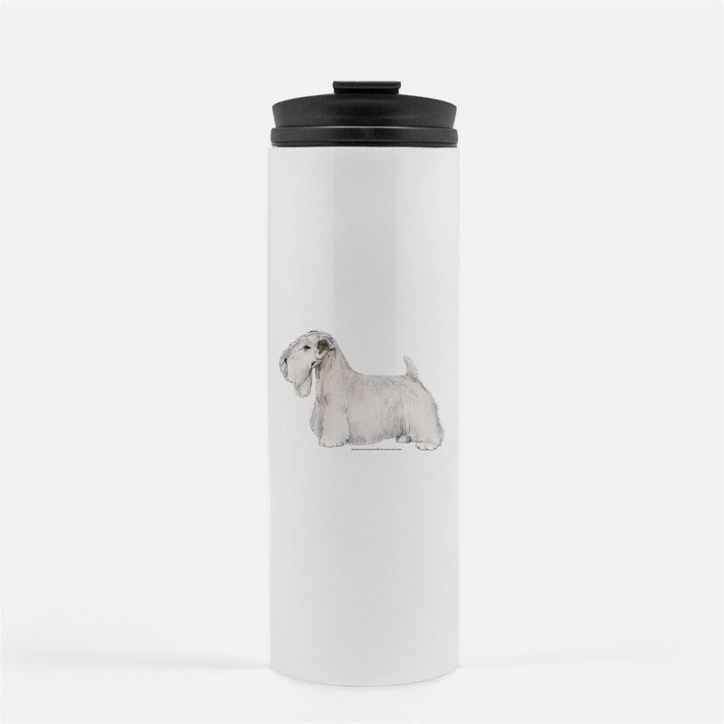 Sealyham Terrier Thermal Tumbler