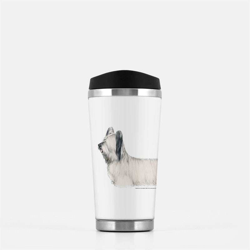 Skye Terrier Travel Mug