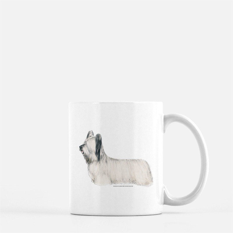 Skye Terrier Coffee Mug