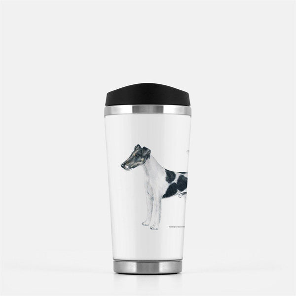 Smooth Fox Terrier Travel Mug
