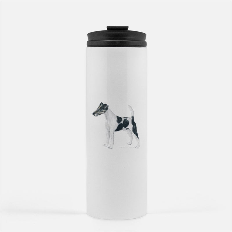 Smooth Fox Terrier Thermal Tumbler