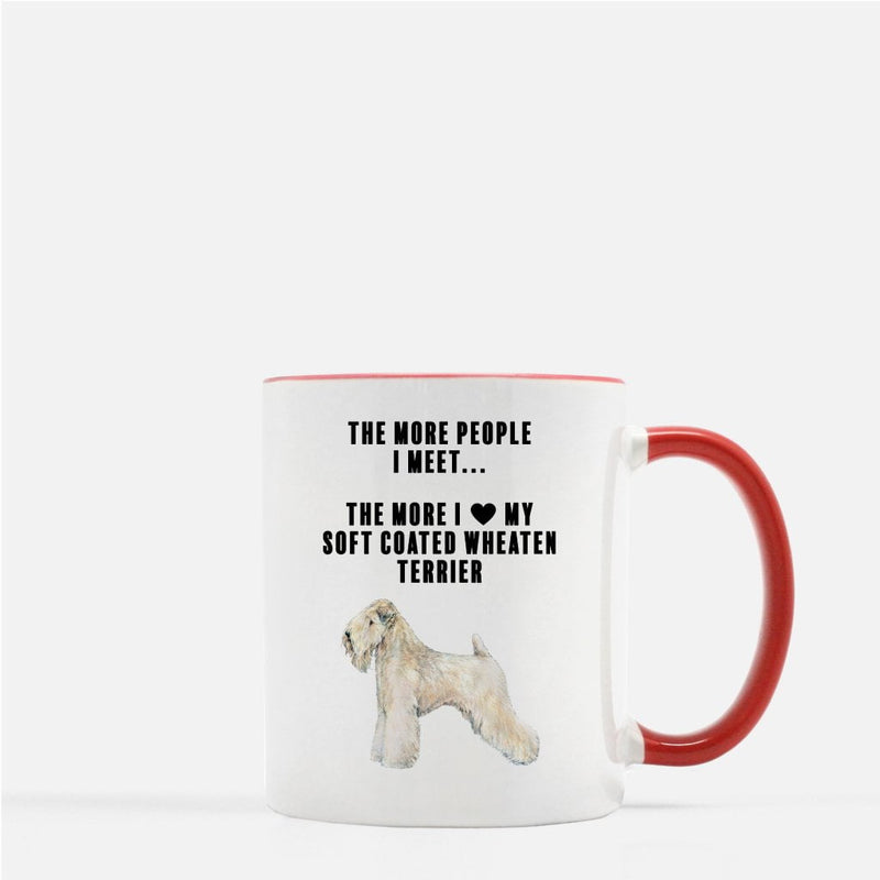 Soft Coated Wheaten Terrier Love Coffee Mug