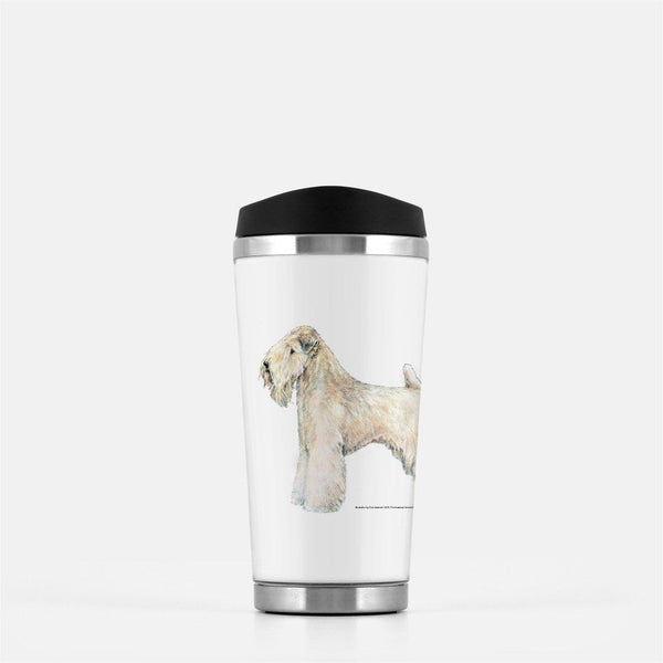 Soft Coated Wheaten Terrier Travel Mug