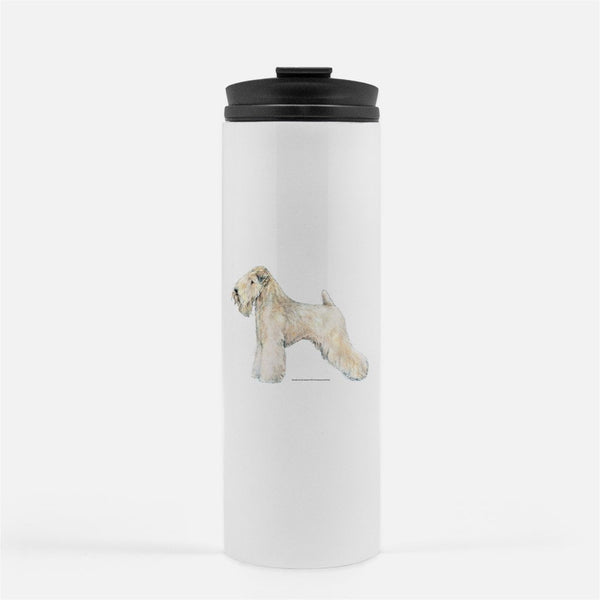 Soft Coated Wheaten Terrier Thermal Tumbler