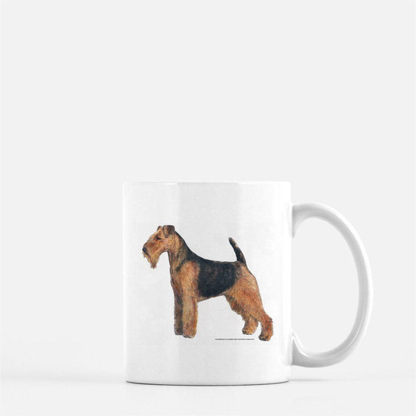 Welsh Terrier Coffee Mug