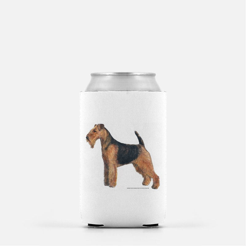 Welsh Terrier Koozie
