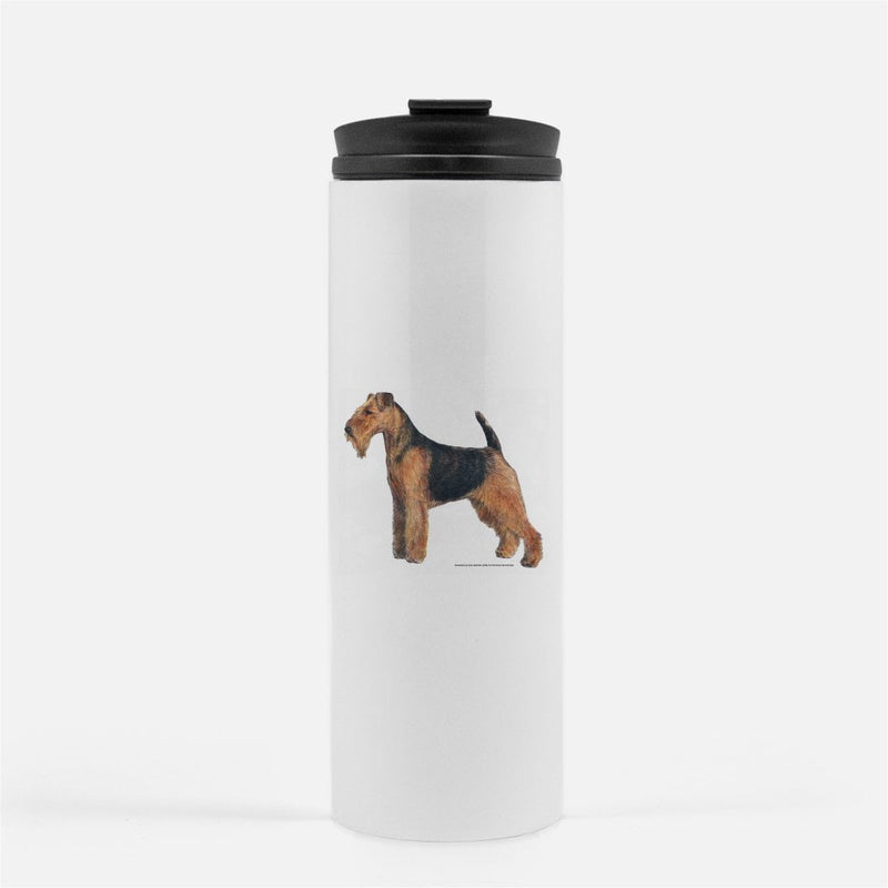 Welsh Terrier Thermal Tumbler