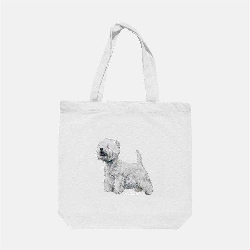 West Highland White Terrier Tote Bag