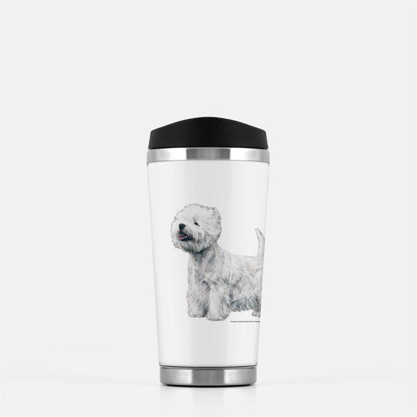 West Highland White Terrier Travel Mug