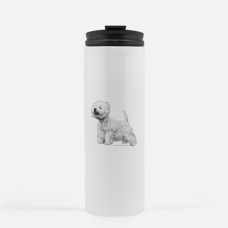 West Highland White Terrier Thermal Tumbler
