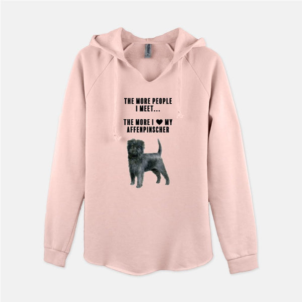 Affenpinscher Love Women's Sweatshirt