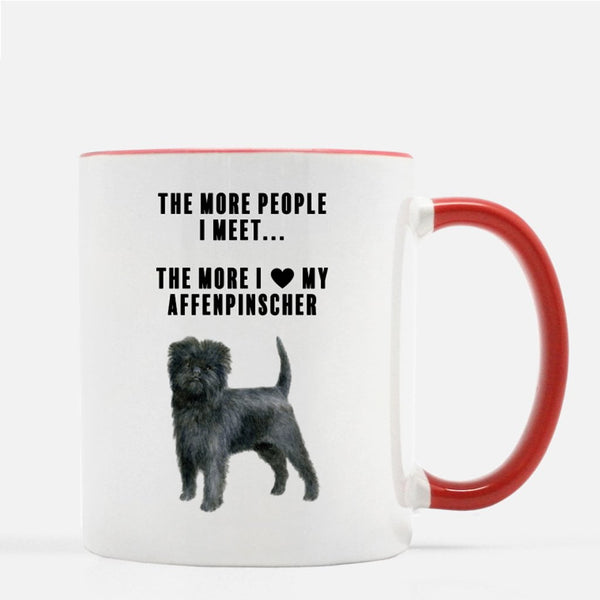 Affenpinscher Love Coffee Mug