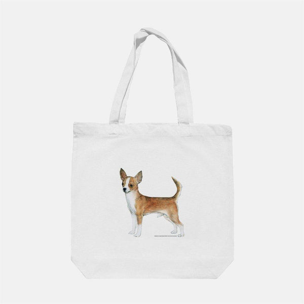 Chihuahua, Smooth Coated Tote Bag