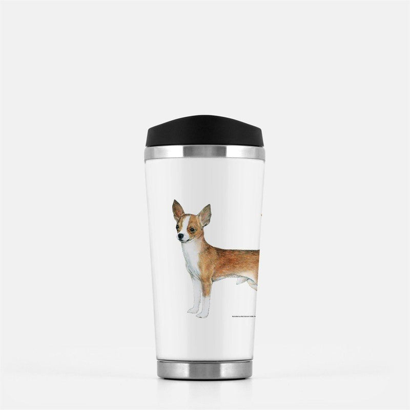 Chihuahua, Smooth Coat Travel Mug
