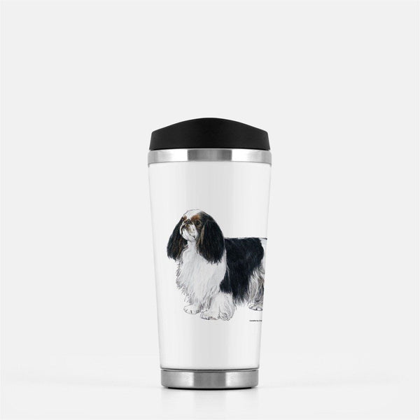 English Toy Spaniel Travel Mug