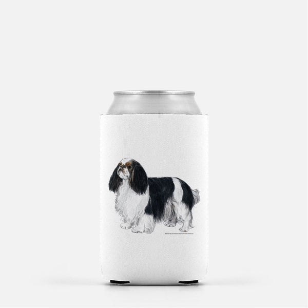English Toy Spaniel Koozie