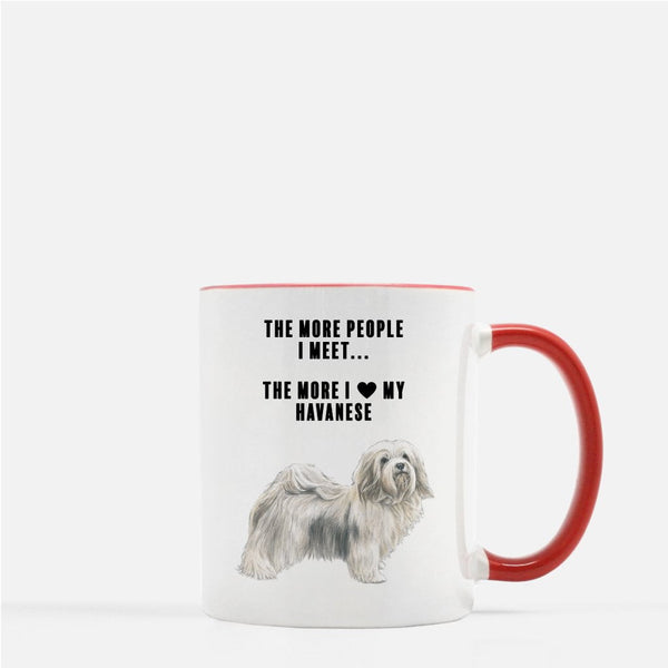 Havanese Love Coffee Mug
