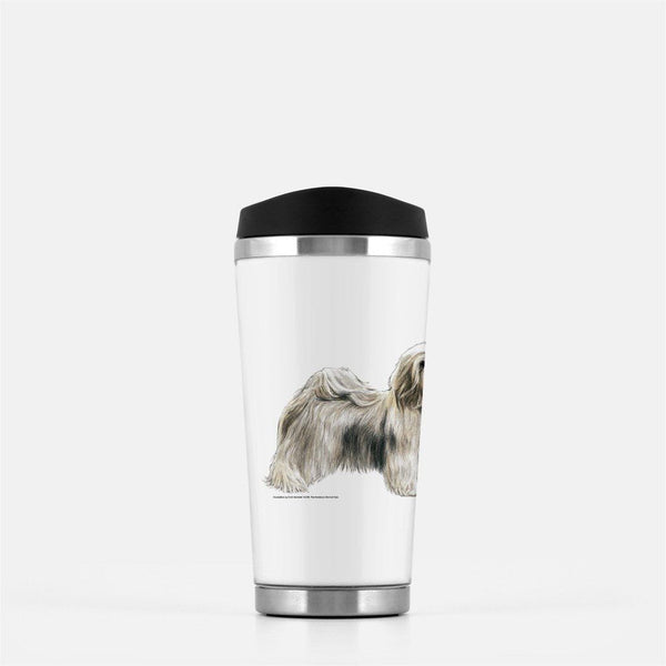 Havanese Travel Mug