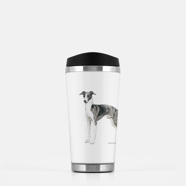 Italian Greyhound Travel Mug