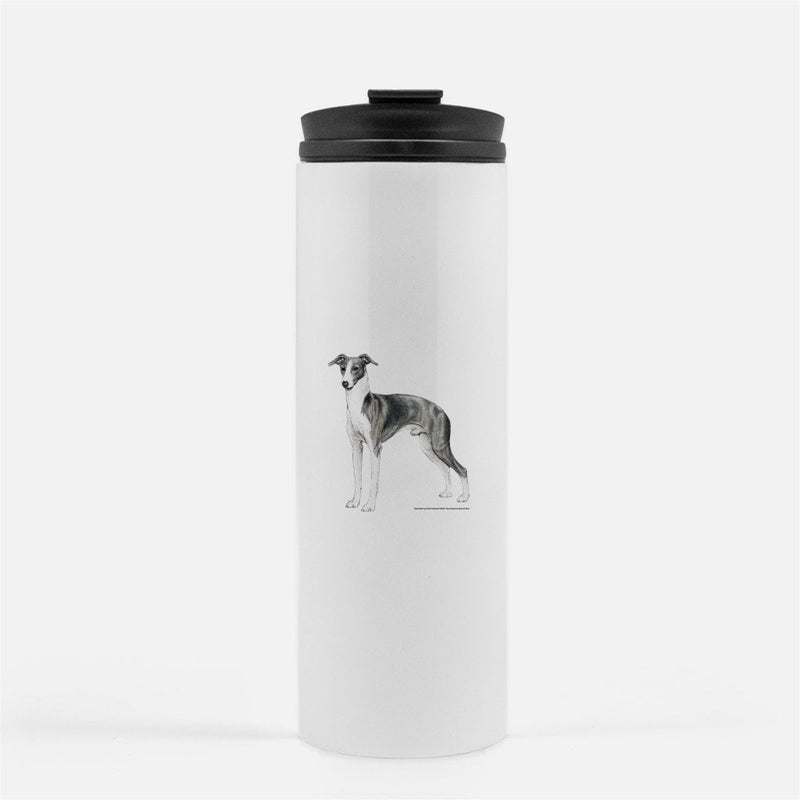 Italian Greyhound Thermal Tumbler