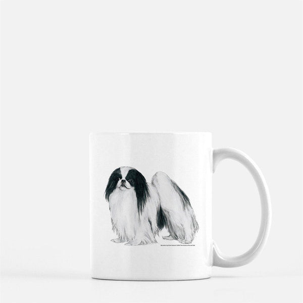 Japanese Chin Coffee Mug