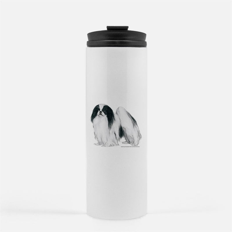 Japanese Chin Thermal Tumbler