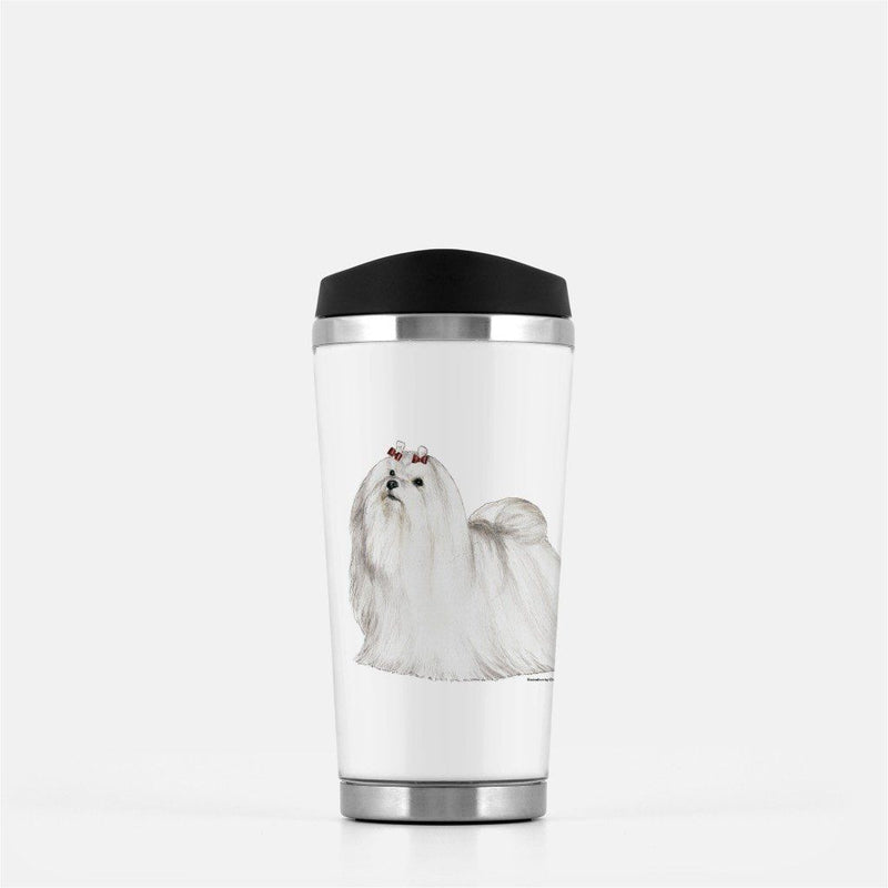 Maltese Travel Mug