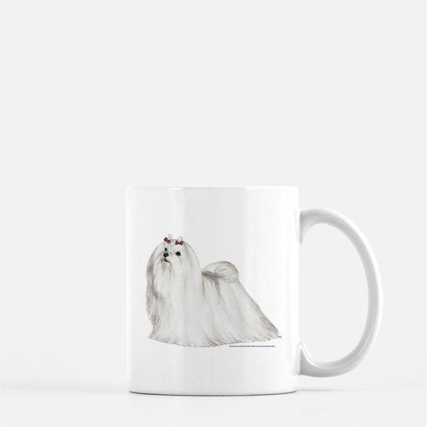 Maltese Coffee Mug