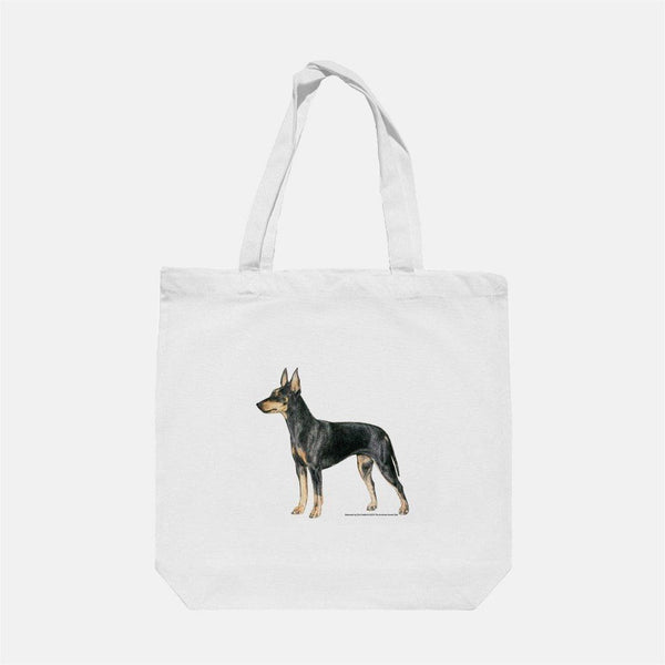 Toy Manchester Terrier Tote Bag