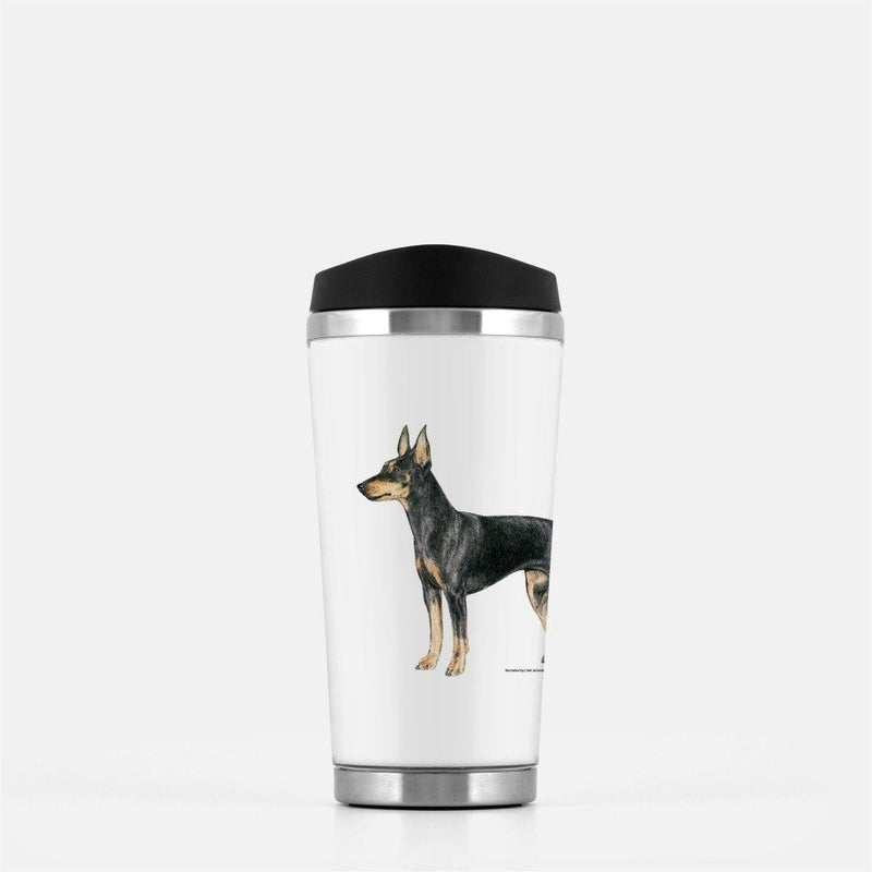 Toy Manchester Terrier Travel Mug