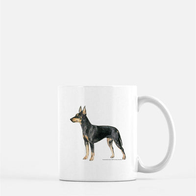 Manchester Terrier (Toy) Coffee Mug