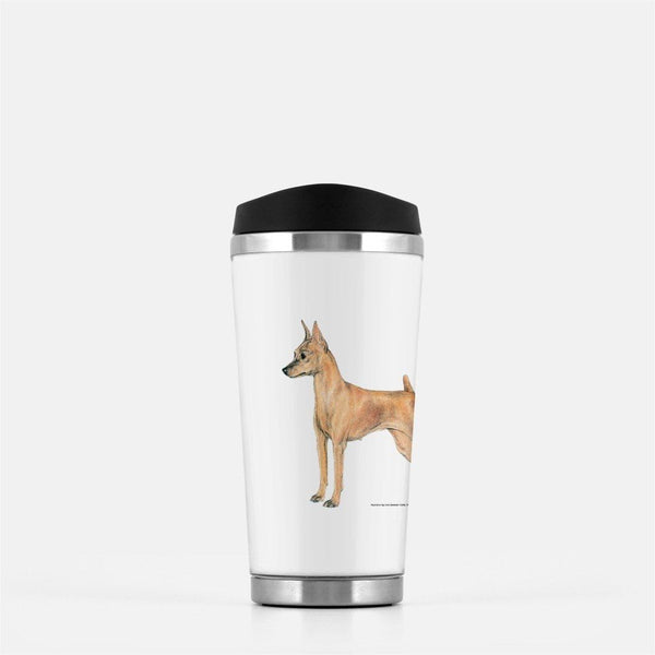 Miniature Pinscher Travel Mug