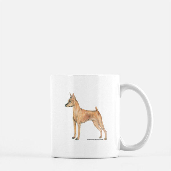 Miniature Pinscher Coffee Mug