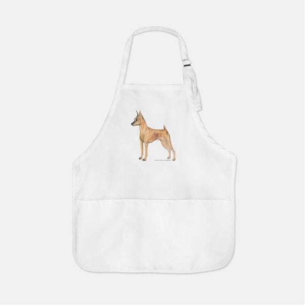 Miniature Pinscher Apron